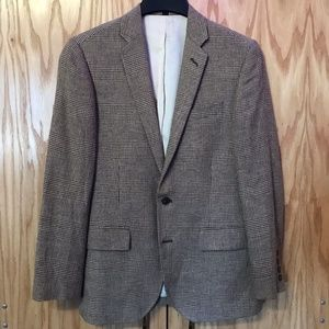 J.Crew Factory Brown Thompson sportcoat